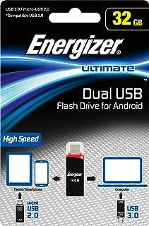 Energizer Ultimate FOTANU032R USB 3.0 Black 32 gb