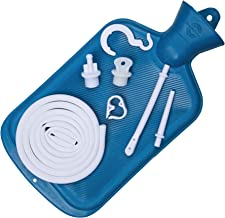 Best Colon Cleanse Enema Bag BPA Free with Tubing (2 Quart) Hot Water Bottle –..
