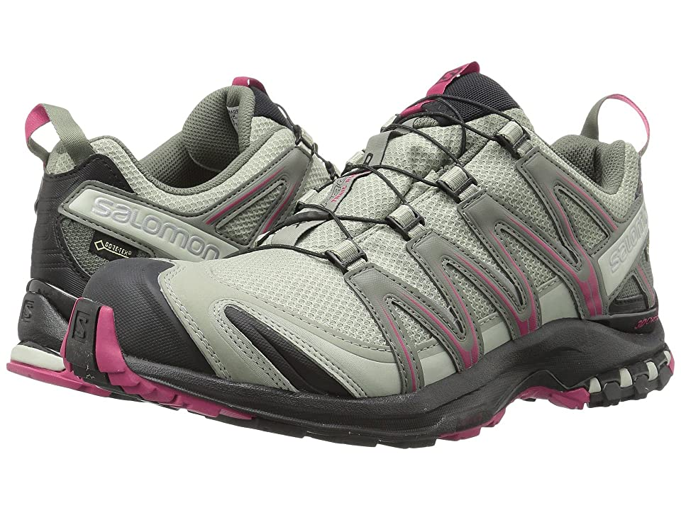 Salomon XA PRO 3D GTX(r) (Shadow/Black/Sangria) Women