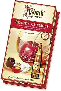Asbach-Pralinen Kirschen-Packung 200 g, 1er Pack 1 x 200 g