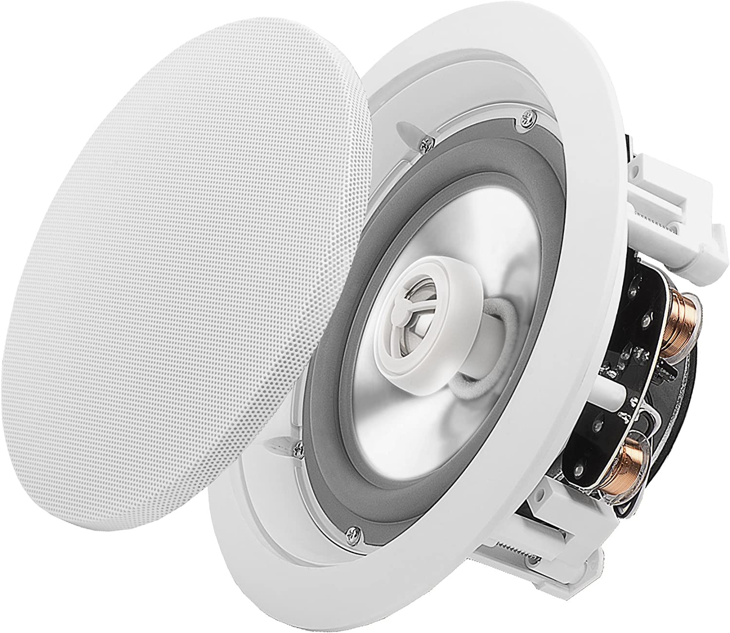 """OSD 67% OFF Max 70% OFF of fixed price Audio 6.5"""" Weatherproof in-Ceiling - Pair Indoo Speaker"""