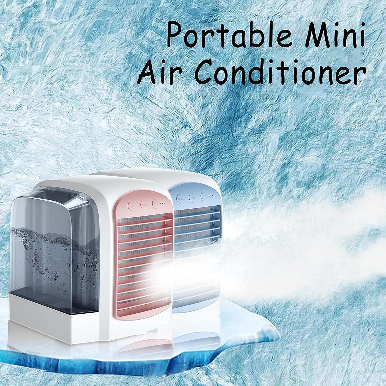 New Free Shipping SZITOP Portable Air Conditioner Fan Evapora Max 71% OFF Personal Mini Space