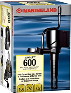 Marineland Maxi-Jet Pro Pump for Aquariums, 3 Pumps in 1