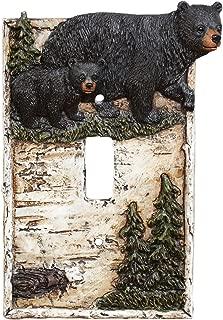 Black Forest Décor Birch Forest Black Bear