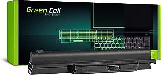 Green Cell® Extended Serie A32-K53 A41-K53 Batería para Asus A53 A53E A53S A53U K53B K53SC K53SD K53SM K53T K53TA K53TK K53Z X53E X53T X54HY Ordenador (9 Celdas 6600mAh 11.1V Negro)
