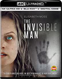 THE INVISIBLE MAN arrives on Digital May 12 and on 4K, Blu-ray and DVD May 26 from Universal Pictures