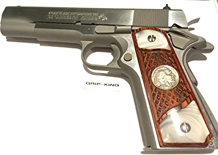 NEXT DAY FREE STANDARD SHIPPING FREE. RED RUGER /& U.S.NAVY ALL METAL MEDALLION MADE IN U.S.A RUGER MK III GRIPS SALE $33.33