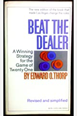 By Edward O. Thorp Beat the Dealer [Paperback] Paperback