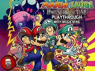 Mario & Luigi Partners In Time Playthrough With Mega Mike