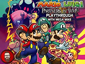 Mario & Luigi Partners In Time Playthrough With Mega Mike