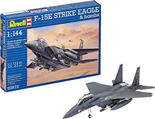Revell Germany Kids 1/144 F-15E Strike Eagle Model Kit