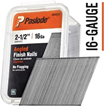 Best paslode 2 angled finish nails Reviews