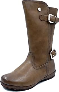Selquir 53387 8 Taupe, Stivali Bambine