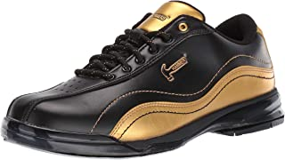 Hammer Mens Black Widow Gold Performance Bowling Shoes- Right Hand Wide