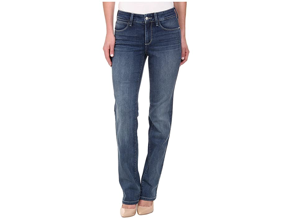 NYDJ Marilyn Straight in Heyburn (Heyburn) Women's Jeans