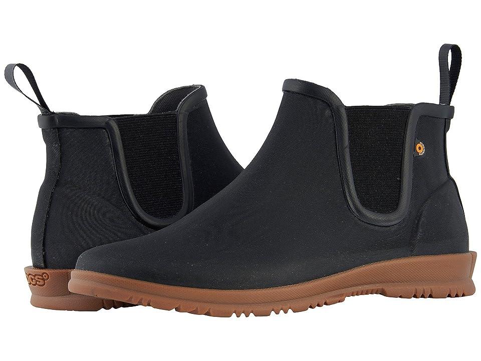 Bogs Sweetpea Boots (Black) Women