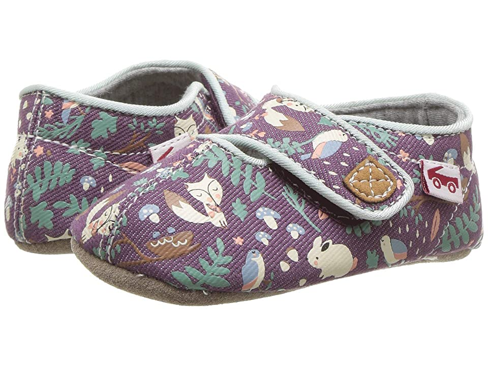 See Kai Run Kids Cruz (Infant) (Purple Woodland) Girls Shoes