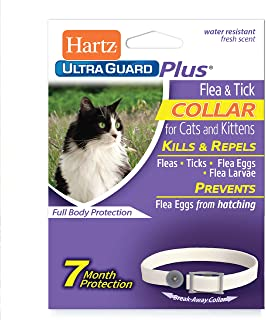 Hartz Ultraguard Flea & Tick Collars for Dogs and Cats