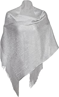 Women's 1920s Gatbsy Vintage Shawl Wrap For Bridal Prom Wedding Party Evening Dresses