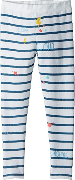 Super Soft Love Knit Chatty Pants Leggings (Toddler/Little Kids)
