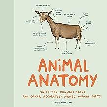 Animal Anatomy (Funny Animal Books, Funny Anatomy Books, Humor Books for Adults)