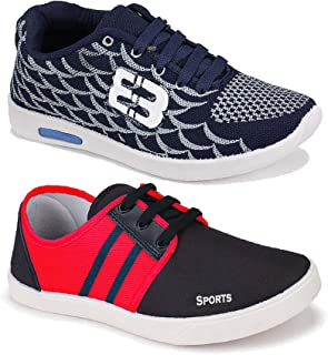 Camfoot Men's (9284-5011) Casual Sports Running Shoes