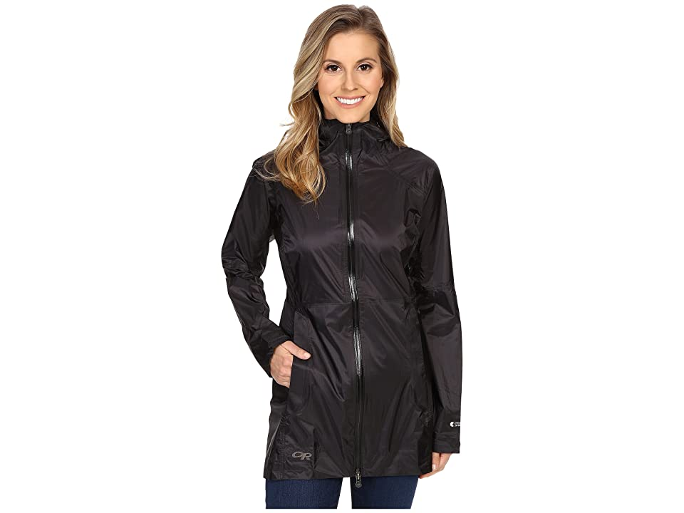Outdoor Research Helium Traveler Jacket (Black) Women