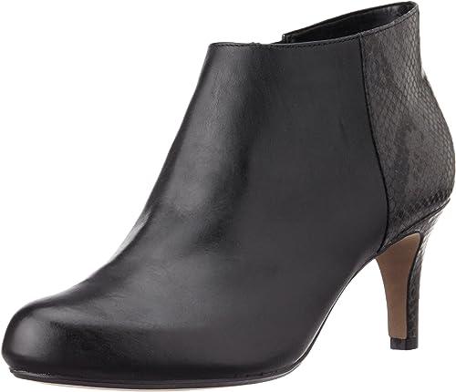 Clarks Arista Flirt, Chaussures à Talons - Avant du Pieds Couvert Femme