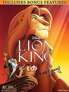 The Lion King: The Walt Disney Signature Collection (With Bonus Content)