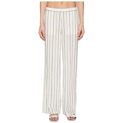 onia Mila Pants (Metallic Stripe/White Multi) Women
