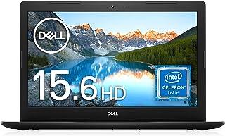 Dell ノートパソコン Inspiron 15 3580 Celeron ブラック 20Q11B/Win10/15.6HD/4GB/1TB HDD