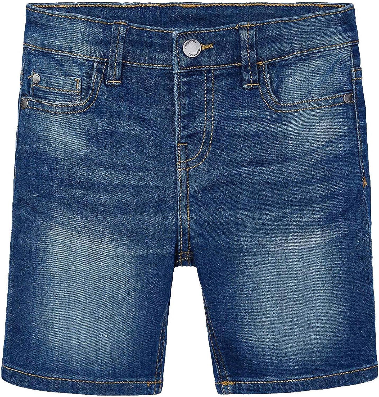 Mayoral - Denim Basic 5 Pocket Shorts for Boys - 0237, Medium