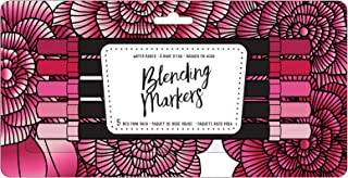 American Crafts 351936 Red Pink Blending Markers