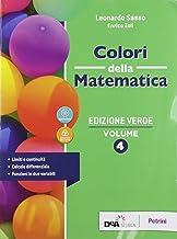 Scaricare Libri Colori della matematica. Ediz. verde. Per le Scuole superiori. Con e-book. Con espansione online: 4 PDF