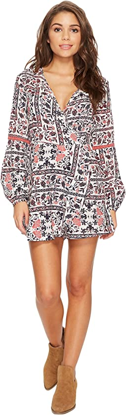 Roxy - Twilight Adventure Printed Woven Romper