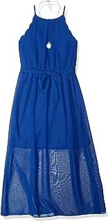 Amy Byer Big Girls' Scalloped Maxi Dress
