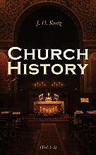 Church History (Vol.1-3): Complete Edition (English Edition)