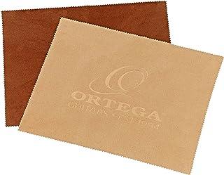 Ortega Opc-Ly/Lb - Paño limpiador para guitarra, beige/marrón