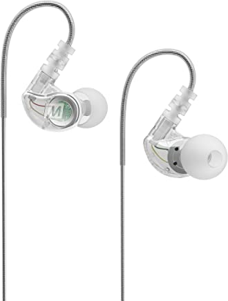 MEE audio M6 Memory Wire In-Ear Wired Sports Earbud...