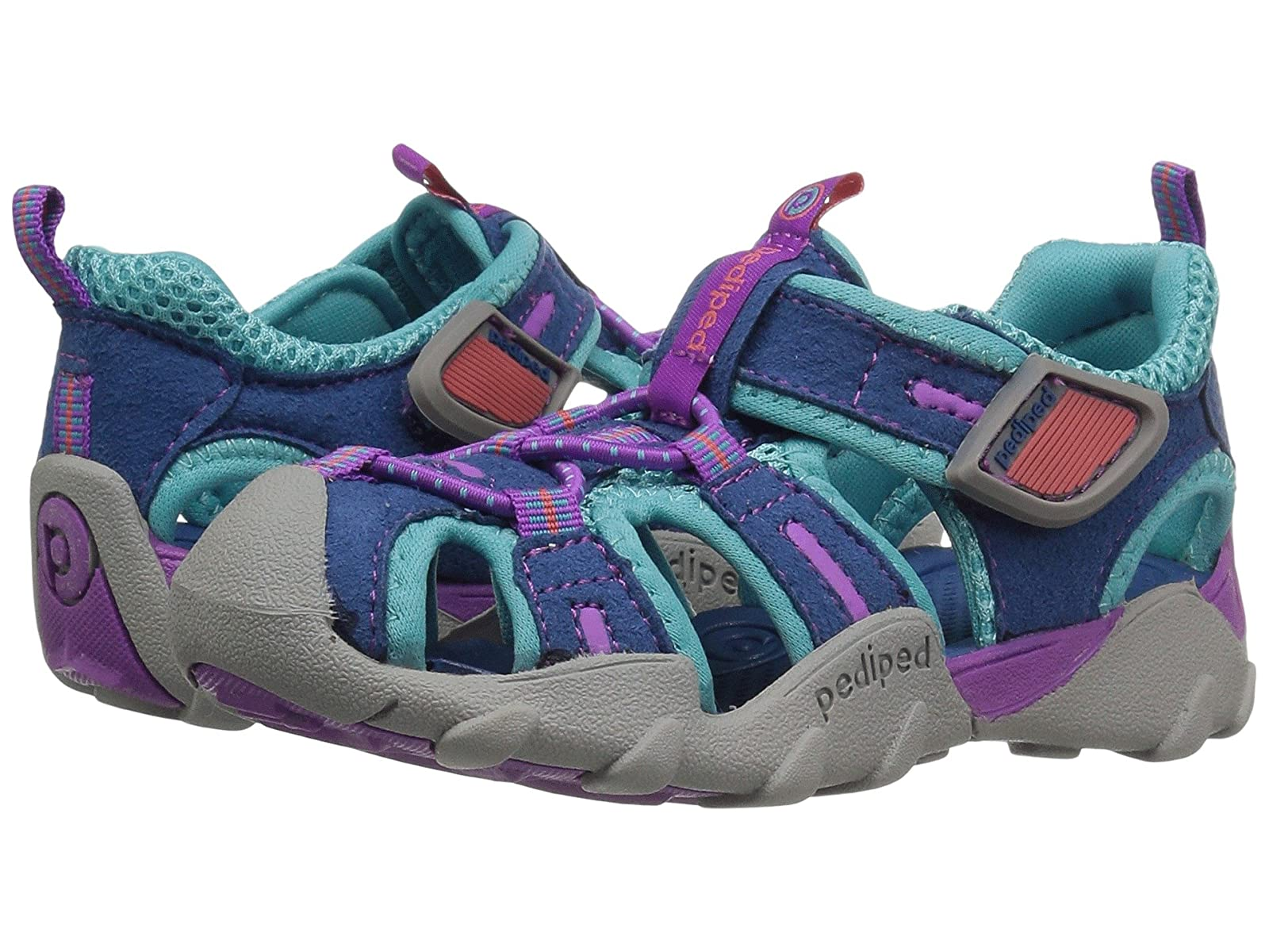 pediped Canyon Flex (Toddler/Little Kid/Big Kid)Atmospheric grades have affordable shoes