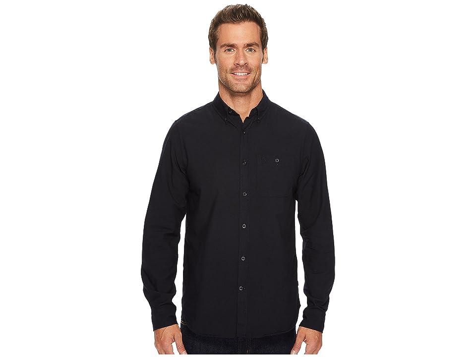 Fjallraven Ovik Foxford Shirt (Dark Navy) Men