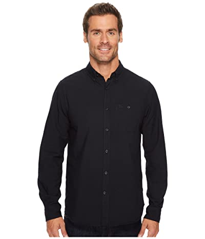 Fjallraven Ovik Foxford Shirt (Dark Navy) Men