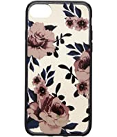 Kate Spade New York - Glitter Prairie Rose Phone Case for iPhone 8
