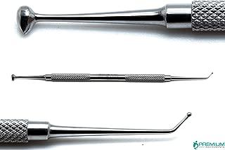 Dental Ball Burnisher 751-27/29 Composite Amalgam Plastic Filling Restrorative Instruments