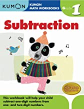 Grade 1 Subtraction