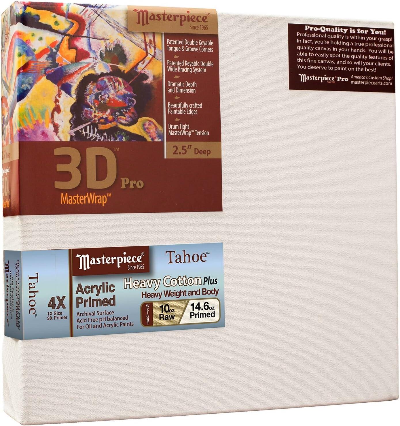 Masterpiece Artist Canvas Omaha Mall DT-6885 3D Pro x 68