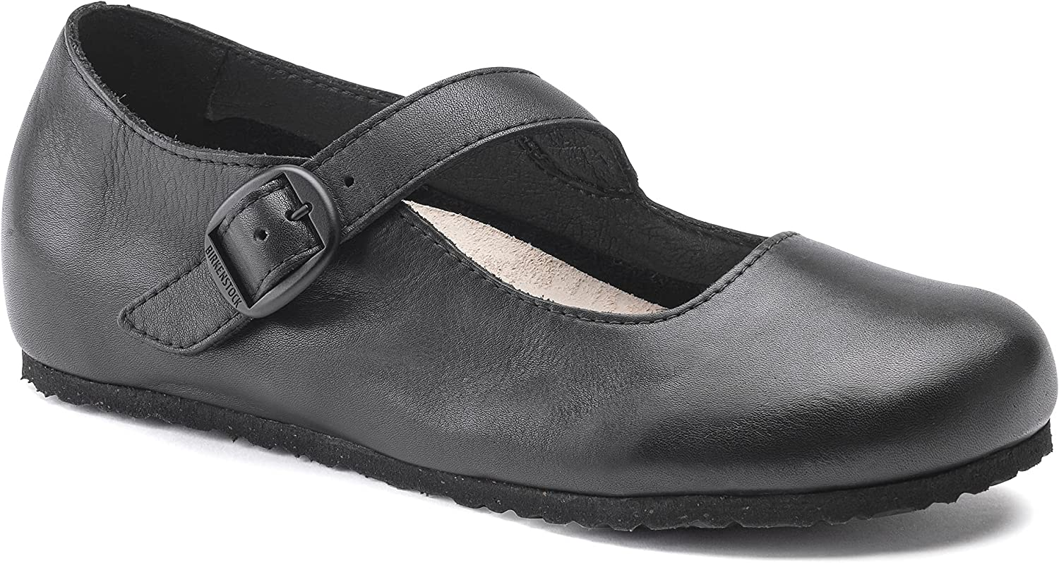 Birkenstock Inventory cleanup selling sale Tracy Black Leather price N EU 40