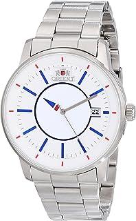 Orient Men's FER0200FD0 Disk Stainless Steel Watch