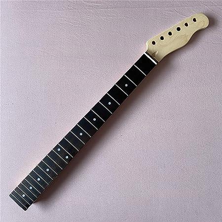 SM SunniMix Guitar Rosewood Fretboard Fingerboard Neck Maple Wood 15 Frets Luthier Tool for 21 Inch Ukulele