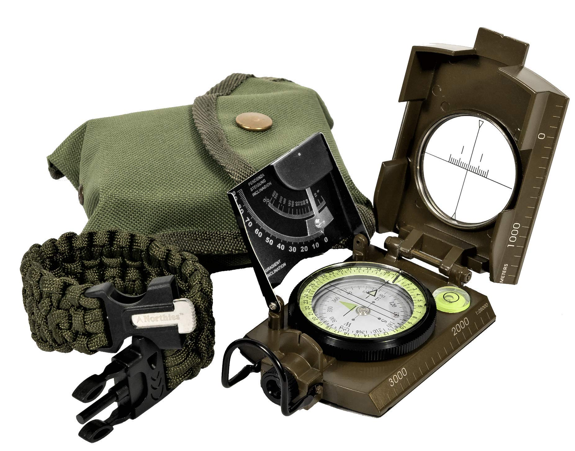 Northies Military Lensatic Sighting Waterproof